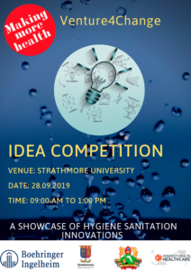 Venture4Change                  Idea Competition