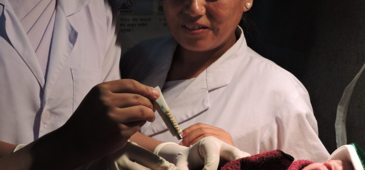 Chlorhexidine Cord Care Saved Thousands of Newborn Lives in Nepal